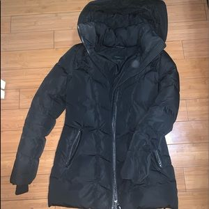 Mackage Down Coat Size Small.